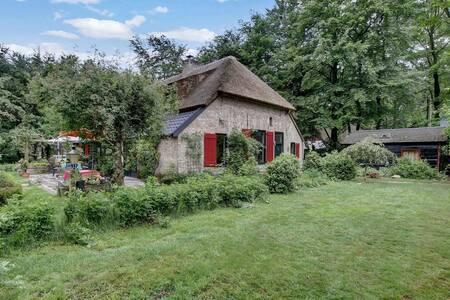 Idyllisch gelegen woonboerderij - Kootwijk - Huis