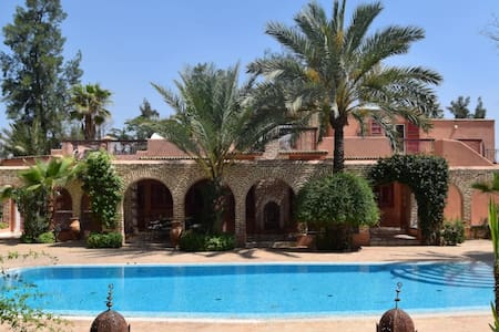 Villa in exceptional surroundings