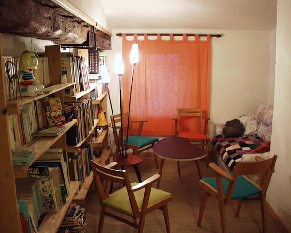 Appartement 4 pièces indépendant - Thiers - Apartamento