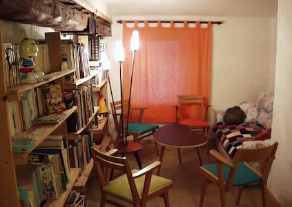 Appartement 4 pièces indépendant - Wohnung