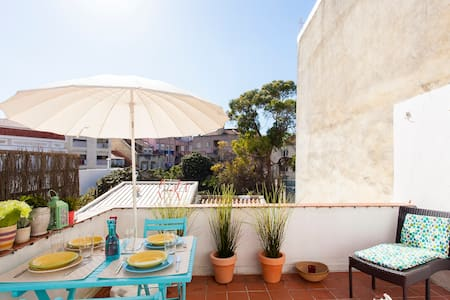 Private Terrace Loft Apartment - Lisboa