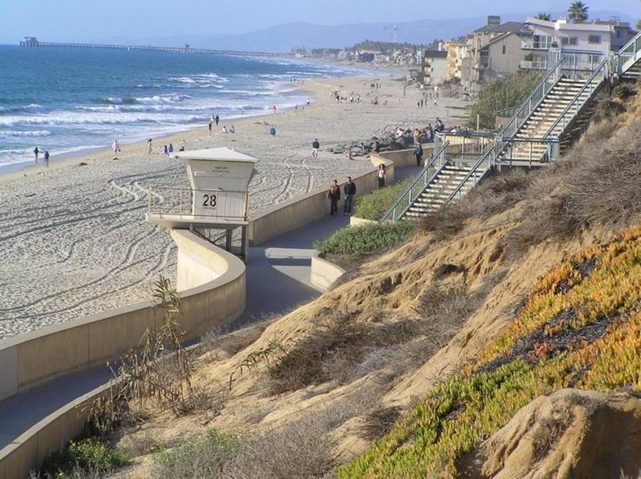 Beautiful Carlsbad Beach - Only a mile away!