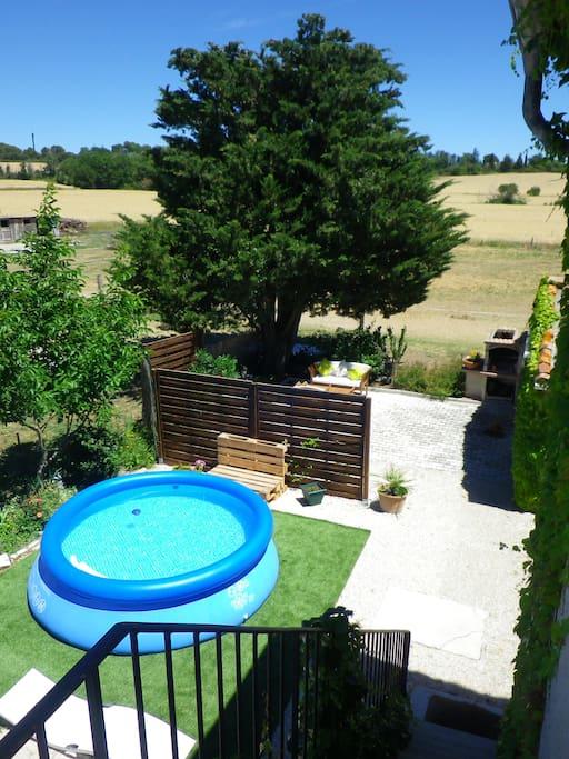Maison avec jardin et piscine houses for rent in aix en provence provence alpes c te d 39 azur - Recuperar jardin aixen provence ...