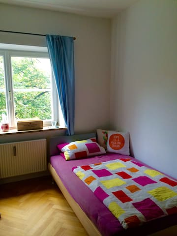 Nice and cosy room for Oktoberfest visitors! - Munic - Pis
