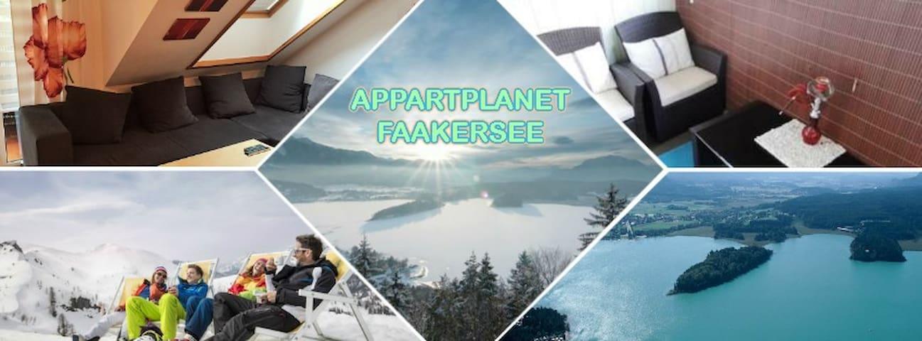 Appartement in See- und Bergnähe - Finkenstein am Faakersee