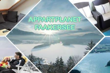 Appartement in See- und Bergnähe - Finkenstein am Faakersee - Leilighet