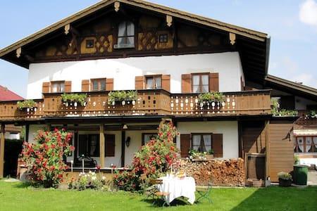 Doppelzimmer in den Bergen - Das neue Mammhofer - Oberammergau