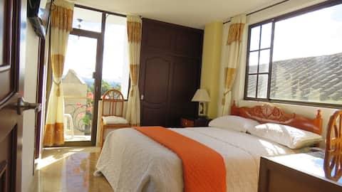 Hotel Antares, extraordinario y apacible