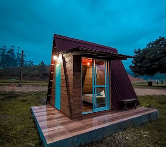 Chalé Glamping