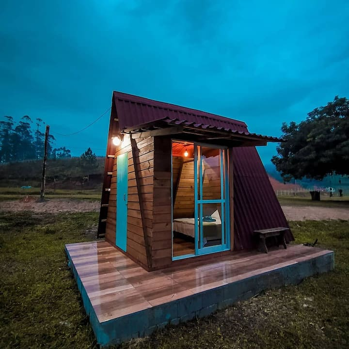 Chalé Verde Glamping