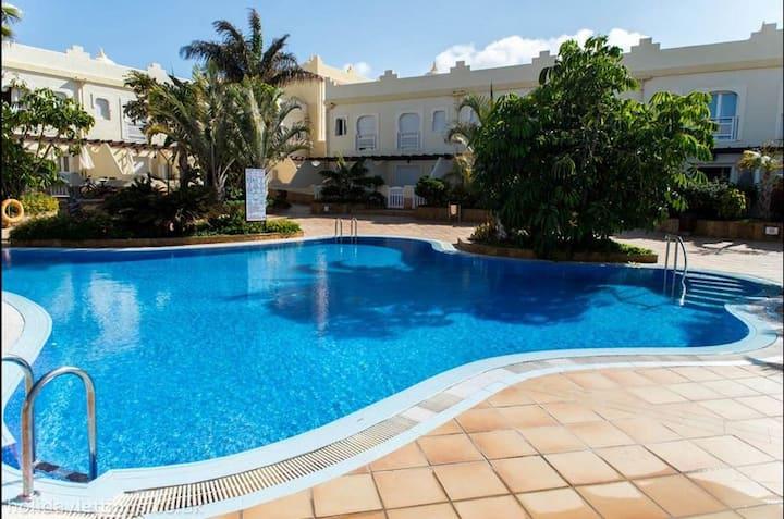 Villa Oasis, El Sultán, Corralejo, Fuerteventura