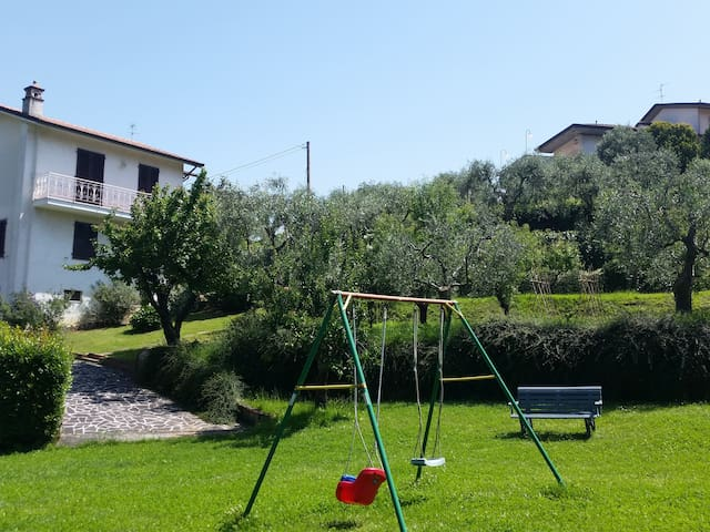 Casa Vittoria,an oasis of tranquility in the green