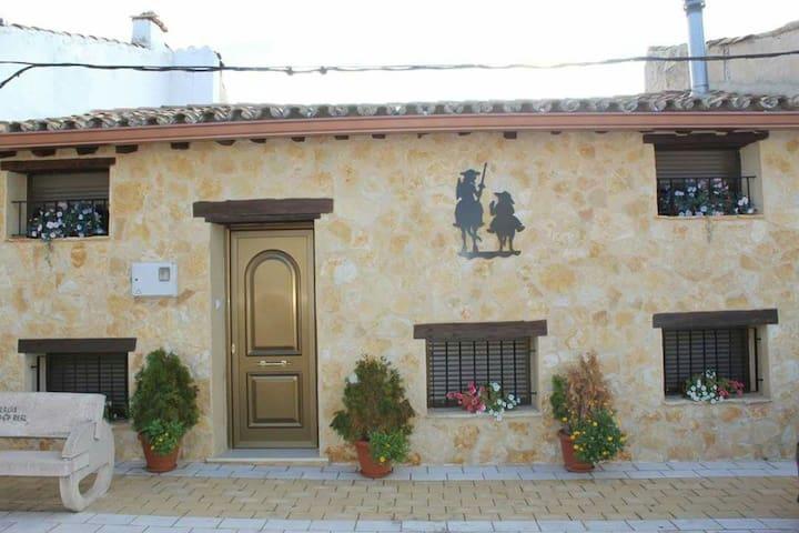 Casa rural en Yémeda - Cuenca - Yémeda - Hus