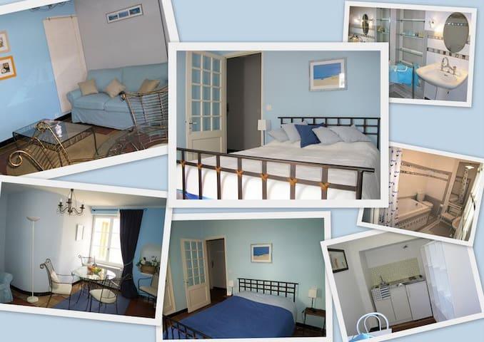 """Apartment """"Dauphinelle"""" - 40m2 - Entraigues-sur-la-Sorgue - Lägenhet"""