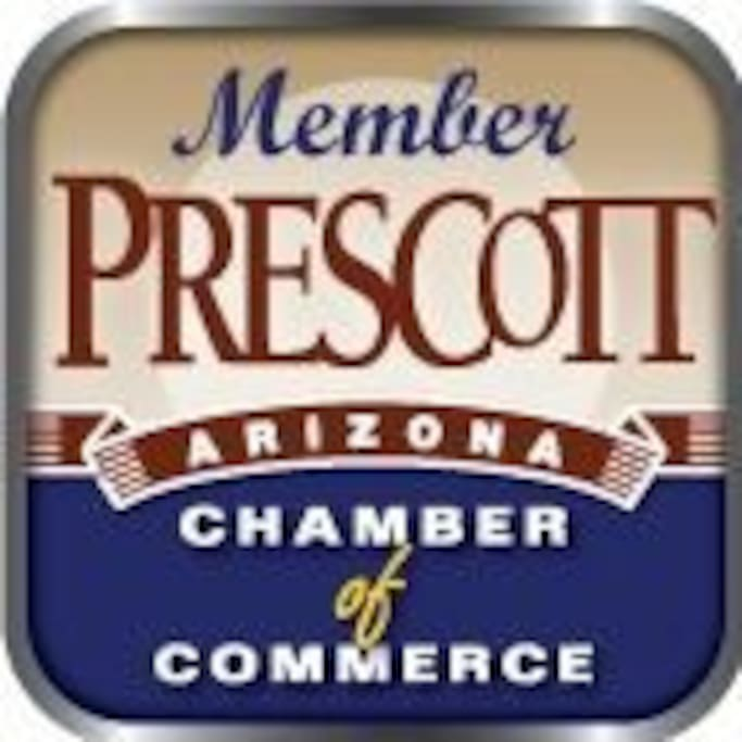 Proud members of the chamber we are