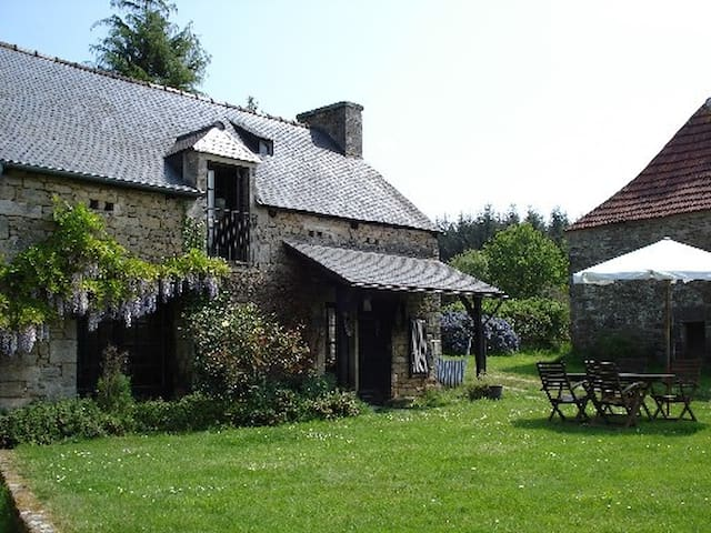 La Forge, the old manor'smithy - Plélan-le-Petit - Haus