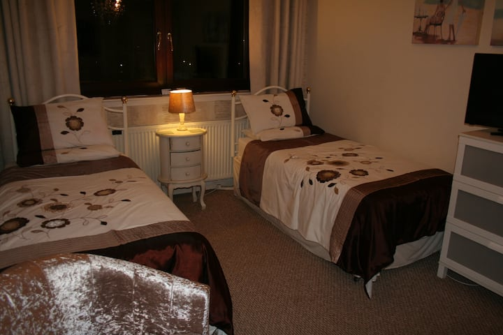 Self Catering Suite at Clyde View B&B