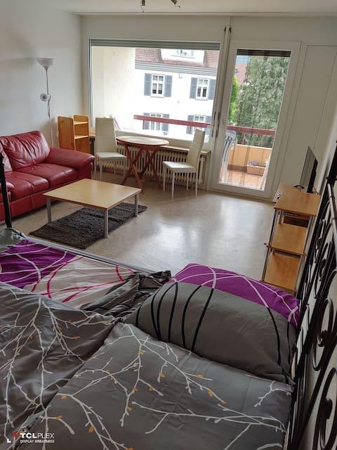 Cosy circle apartment