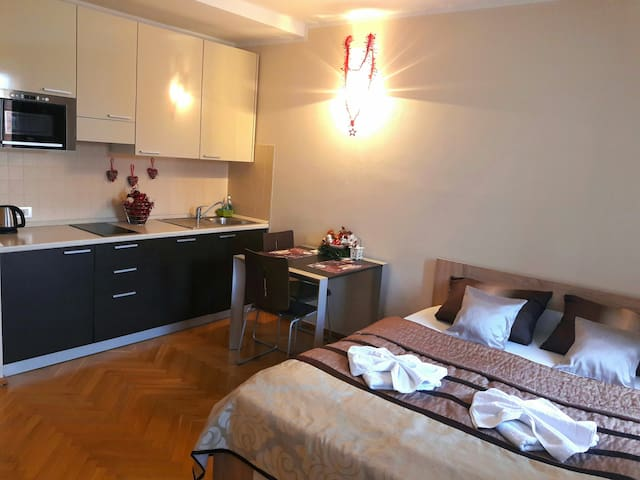 Amazing flat in the heart of Prague