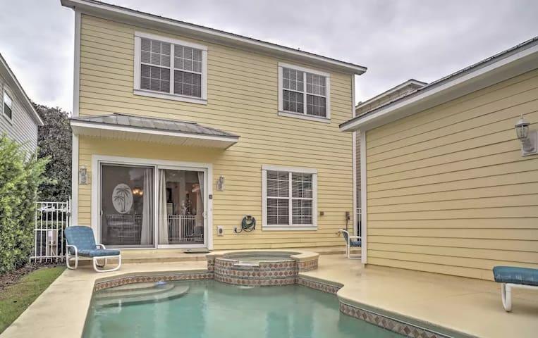 4BR Reunion Villa w/Private Pool & Spa! - Four Corners - Villa
