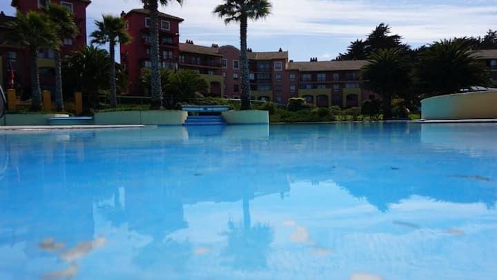 Condominio Ilimay Resort Litoral de los poetas