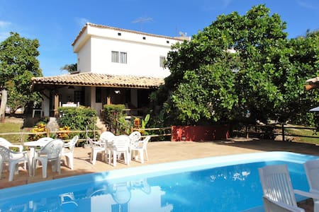 Casa Sereia- Bahia 4 bed BeachHouse