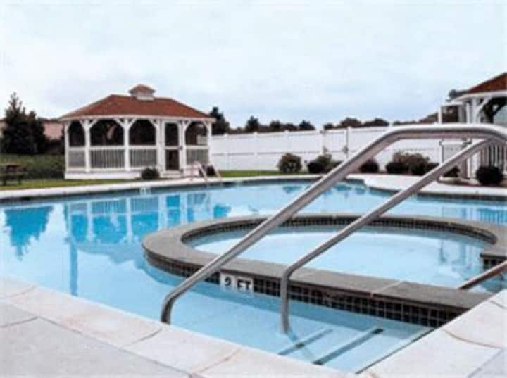 Luxury Vaction Villas at the Suites at Hershey