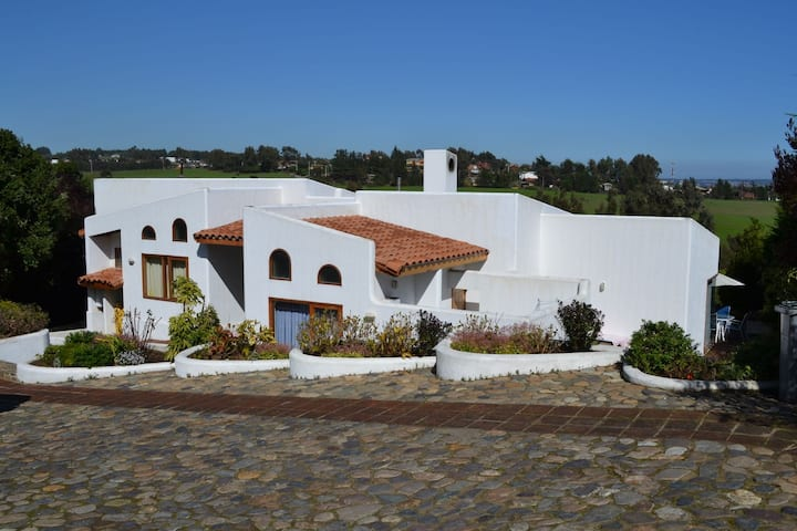 Arriendo vacacional, casa en Marbella, Puchuncaví.