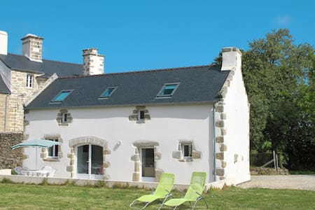 Holiday home in Plounéour-Trez for 4 persons