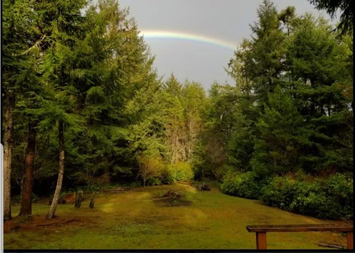 Covid-free Camping (Karen's Place), O