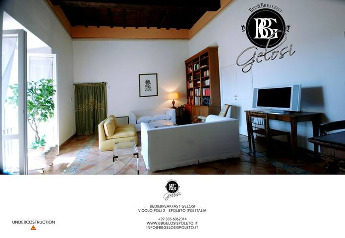 Benvenuti  - Spoleto - Bed & Breakfast