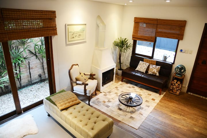 Charming Village House in Sao Paulo