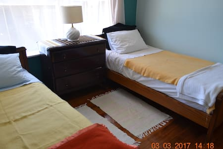 Cosy, twin bed room next to city centre_John'house - 奥克兰 - 连栋住宅
