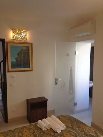 Comfort central suite with balcony - Manarola - Apartment