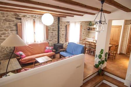 Casa Rural montaña Alicante - Patro - Huis