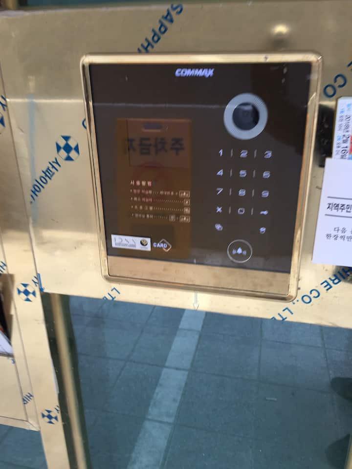 """구로디지털역 Guro Dijital """"2minutes to subway line2_104"""""""
