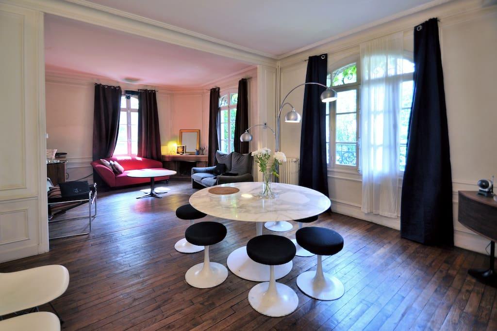 Living room (Shared)