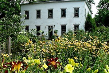 Yountsville Mill INN~B&B Historic ! - Crawfordsville - Bed & Breakfast