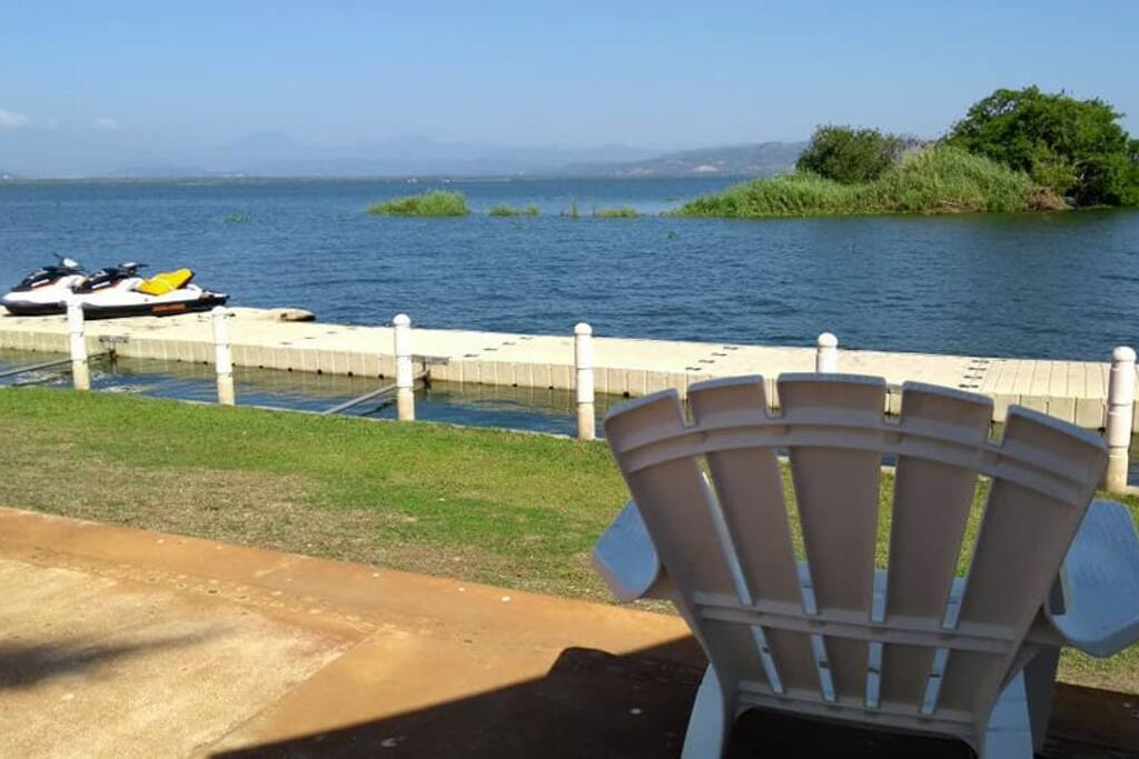 Laguna de 3 palos, un lugar de ensueño