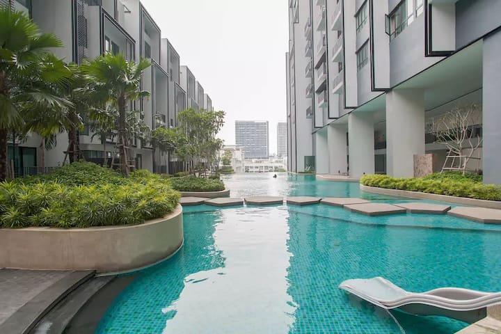 i city shah alam homestay - Shah Alam - Condominio