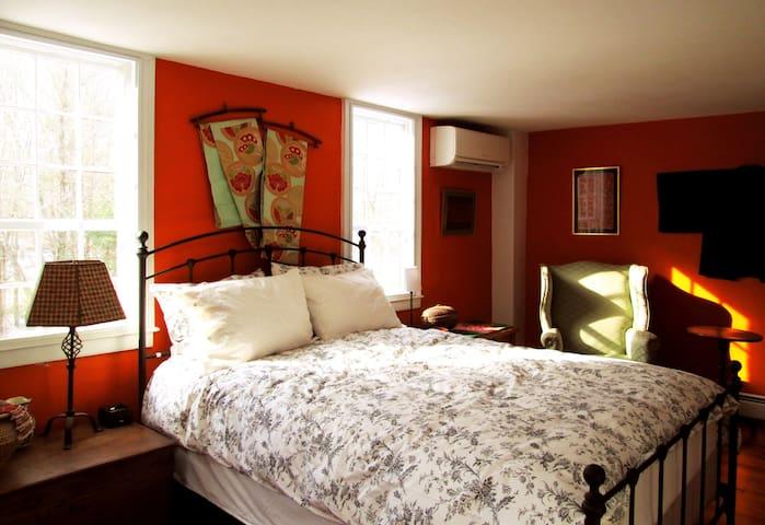 1720's Historic Home-Josiah Room - Ashford - Bed & Breakfast