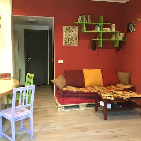 Bellezza e tranquillitá - Gênes - Appartement en résidence