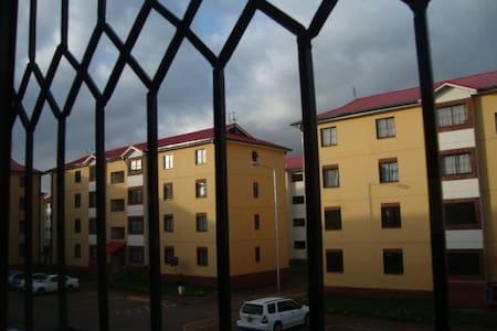 NICE APARTMENT TO ENJOY YOURSELF - Nairobi