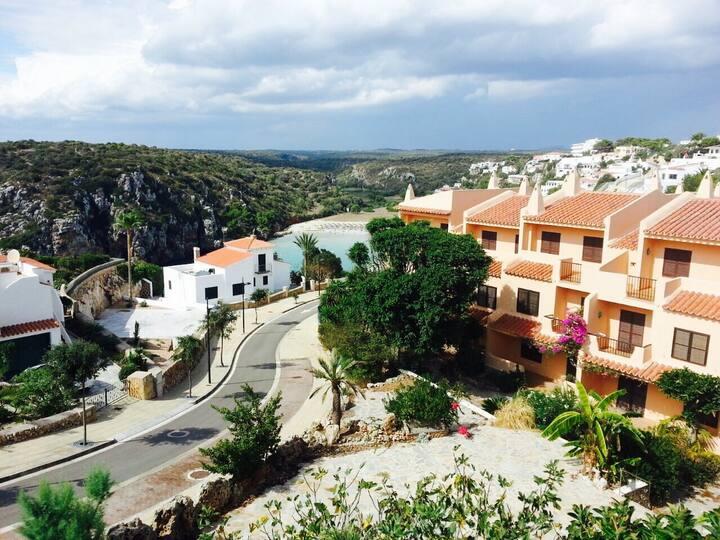 Apartamento Cala'n Porter (Menorca) con Vistas!!!
