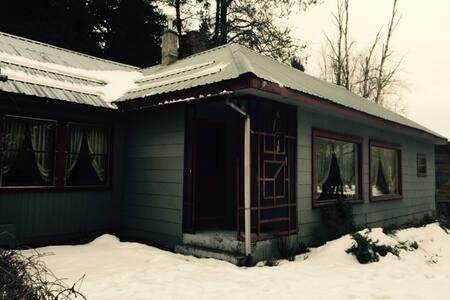 Cozy Home Makes Perfect Spot To Visit Glacier Park - Columbia Falls - House - 2