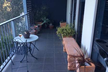 Close to CBD & MCG with river view. - Abbotsford - Appartement