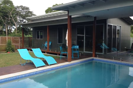 Private Pool House for nightly hire - Corrimal