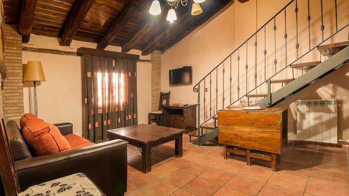 EL PALOMAR (Apartamentos Los Aljezares) en Gea