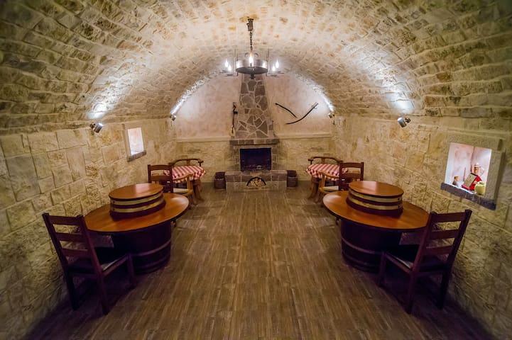 Eco Resort Cermeniza - Villa Chardonnay - Virpazar - Villa