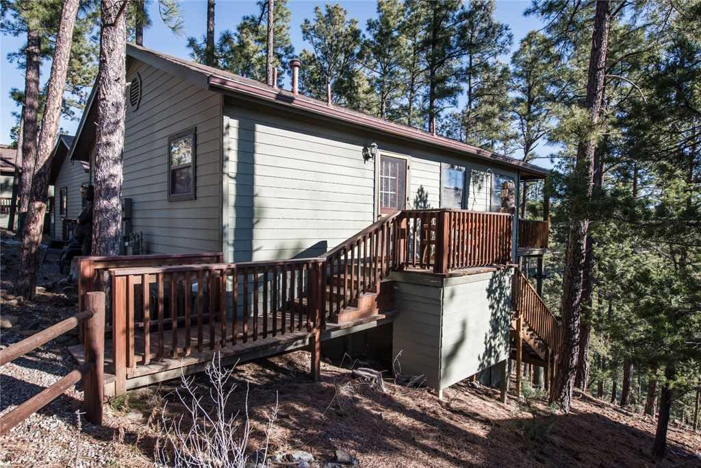 Wish You Were Here? - You can be! Book Pinecone Cabin today to reserve your vacation rental with the pros!